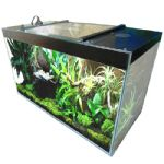Metal Vivarium Lids - converts aquariums to a vivarium